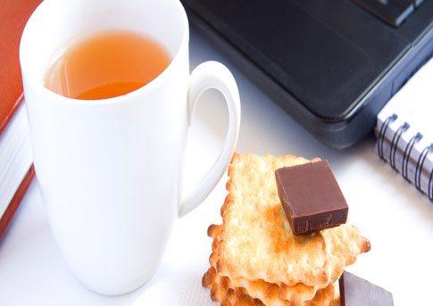 Χρηστικά tips για απόλαυση και υγεία Υγιεινό πρωινό στο γραφείο; Κι όμως γίνεται…