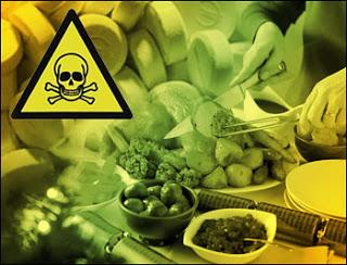 Οι 10 πιο επικίνδυνες τροφές για δηλητηρίαση