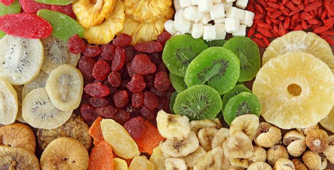 Αποξηραμένα φρούτα και καρποί: όσα μας προσφέρουν
