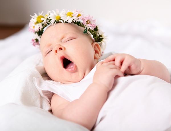 Πως κοιμούνται τα μωρά