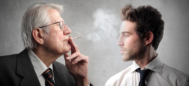 Το παθητικό κάπνισμα παχαίνει