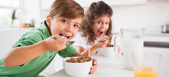 Πόσο σημαντικό είναι το πρωινό για τα παιδιά ;