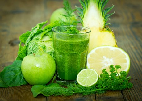 10 πράσινες σημαντικές τροφές
