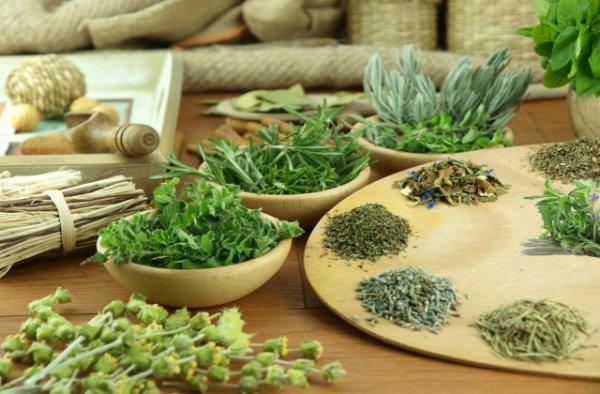 Αντικαταστήστε το αλάτι με μυρωδικά βότανα