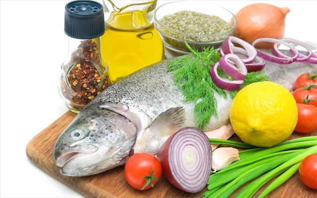 Καλή επιλογή η μεσογειακή διατροφή