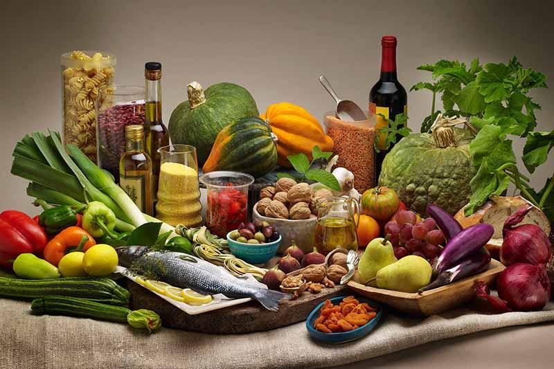 Καρδιαγγειακά νοσήματα-η κατάλληλη πρόληψη είναι η μεσογειακή διατροφή