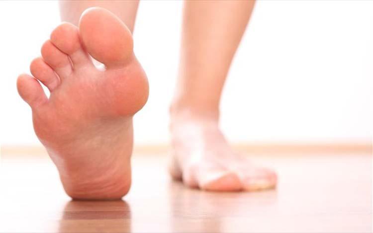 Πόδια χωρίς μύκητες-συμβουλές πρόληψης.
