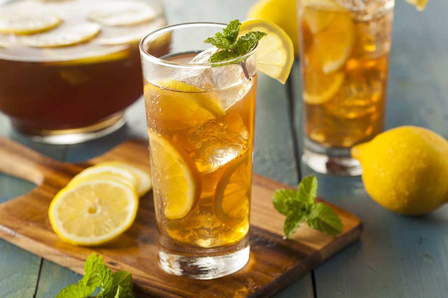 Ιδέες για σπιτικό παγωμένο τσάι
