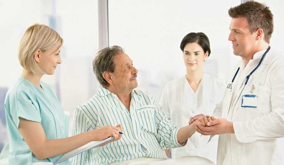 Ενημέρωση ασθενούς και συμμετοχική λήψη απόφασης