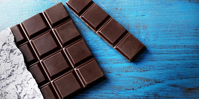 Φάτε σοκολάτα, κάνει καλό!