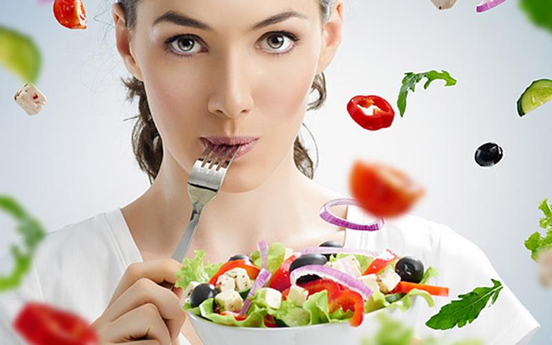O δεκάλογος της υγιεινής διατροφής