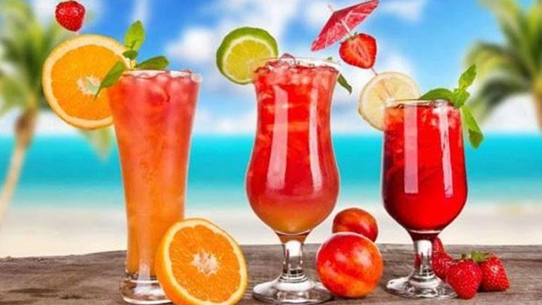 Δροσιστικά ποτά για όταν είμαστε σε δίαιτα