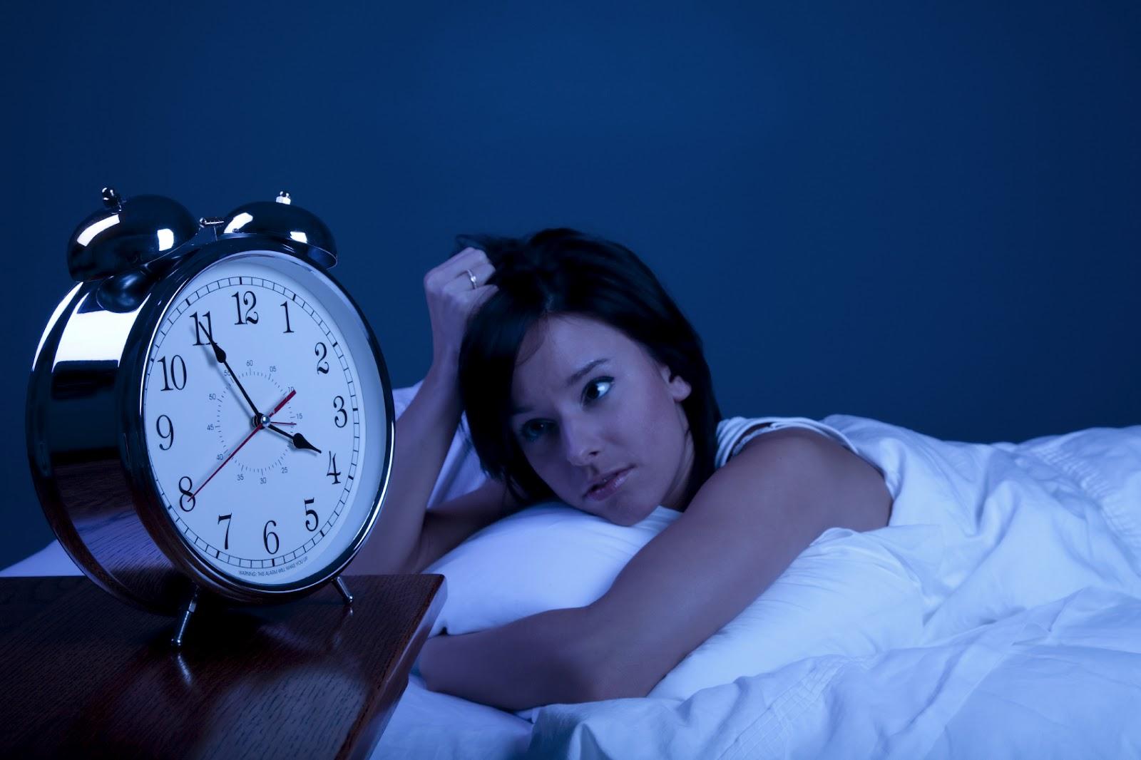 Αϋπνία: Δείτε ποιες τροφές την προκαλούν