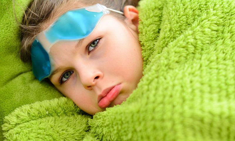 Σωστή διατροφή και…μακριά οι ιώσεις από τα παιδιά!