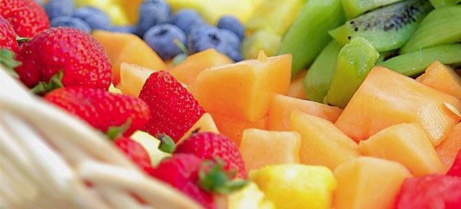 Τα φρούτα περιορίζουν τις πιθανότητες εκφύλισης ωχράς κηλίδας