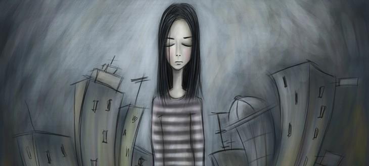 Η εποχή της κατάθλιψης