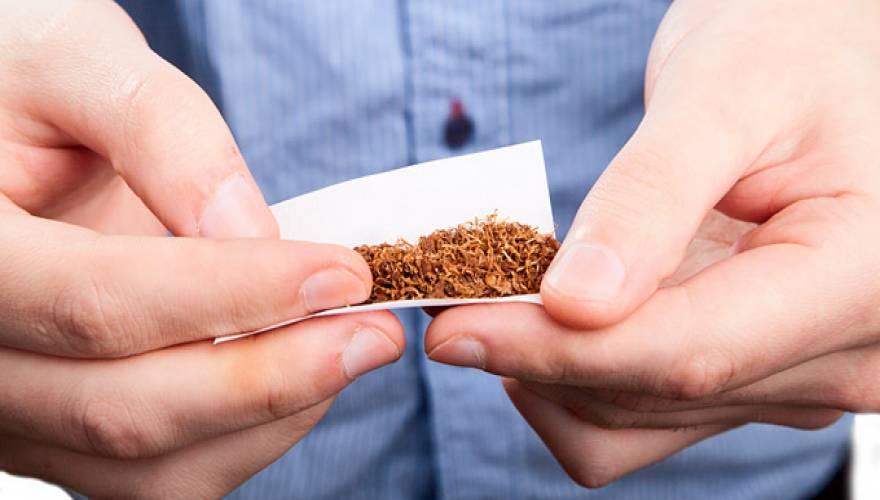 Μελέτη για το στριφτό τσιγάρο