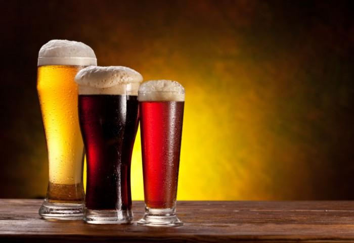 Μπύρα αντί για παυσίπονο.