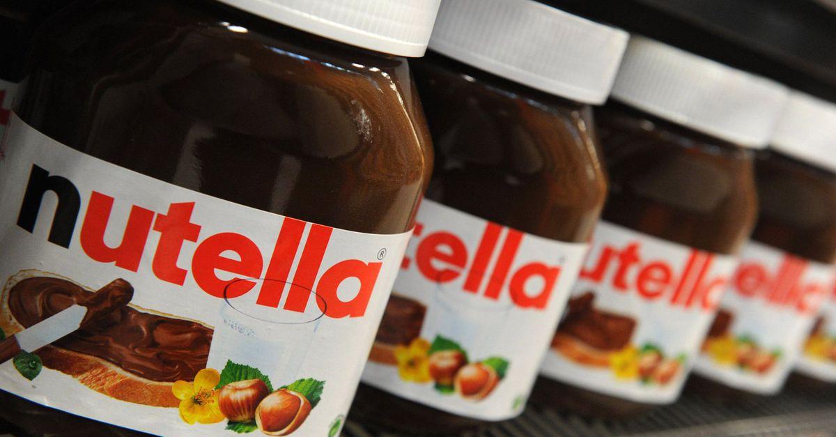 Αυτά είναι τα συστατικά που περιέχει η Nutella