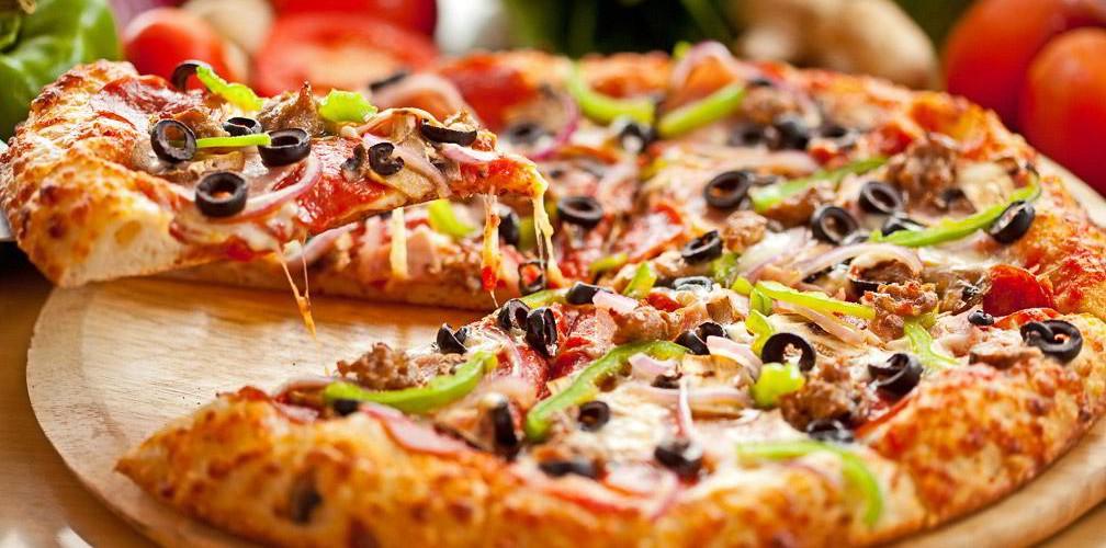 Φτιάχτηκε πίτσα 2 χιλιομέτρων στην Καλιφόρνια