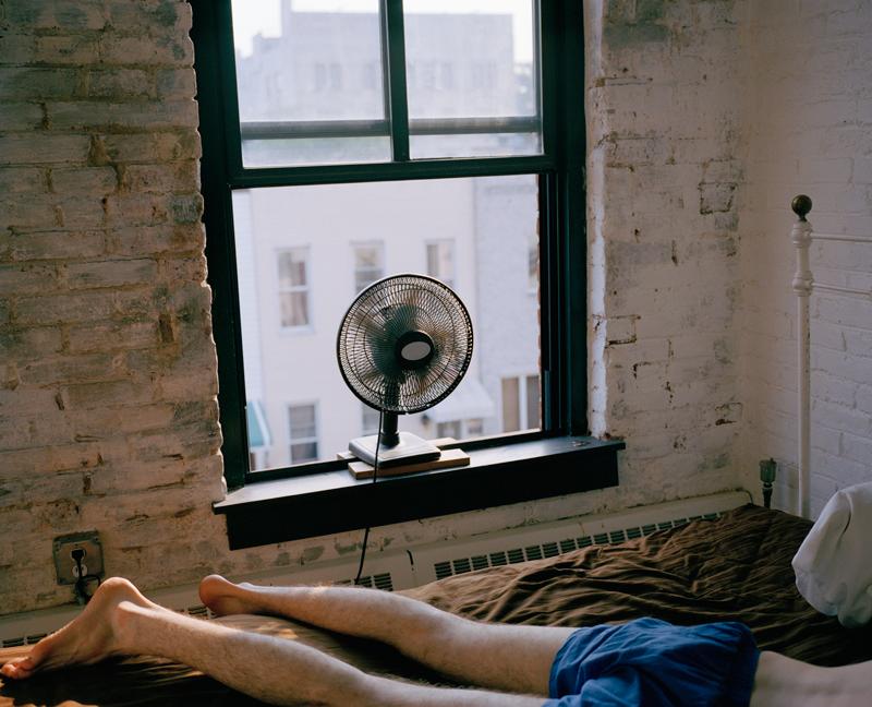 Συμβουλές για καλό ύπνο και με καύσωνα