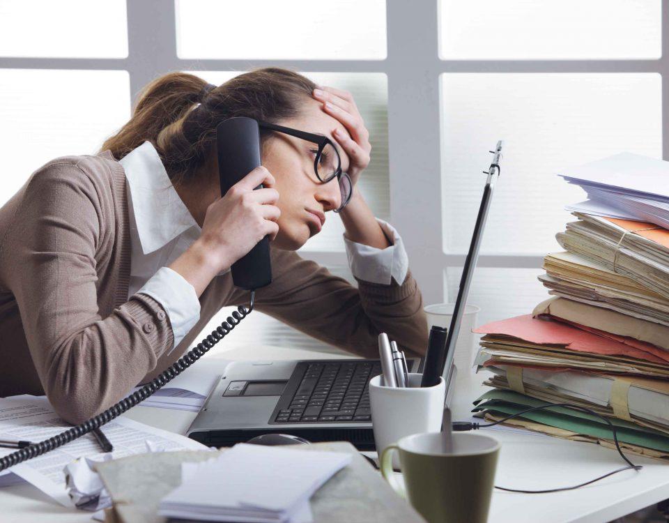 Αυτά είναι τα συμπτώματα για την εργασιακή κατάθλιψη