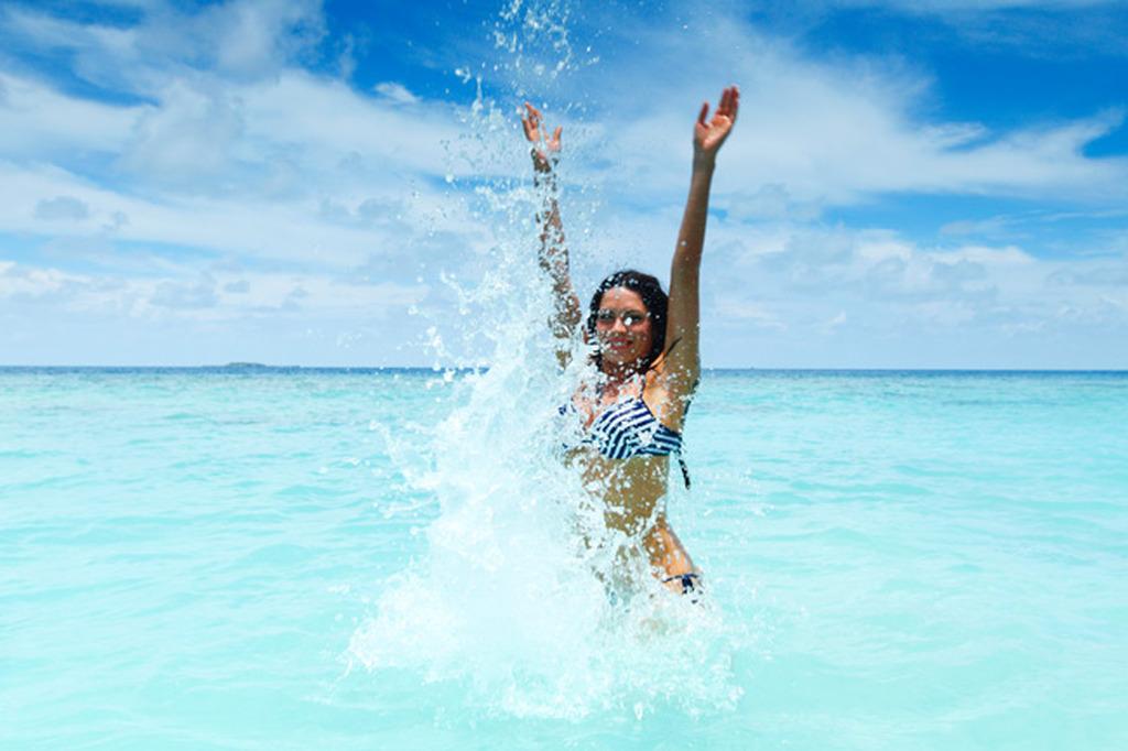 Σε τι οφελεί το θαλασσινό νερό