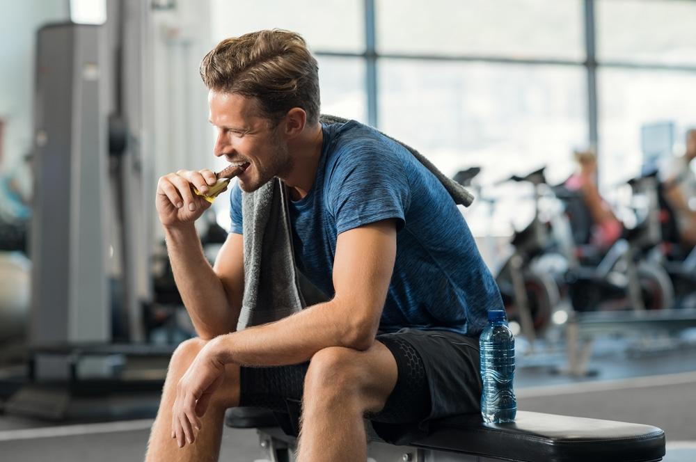 Τα καλύτερα snak για μετά τη γυμναστική