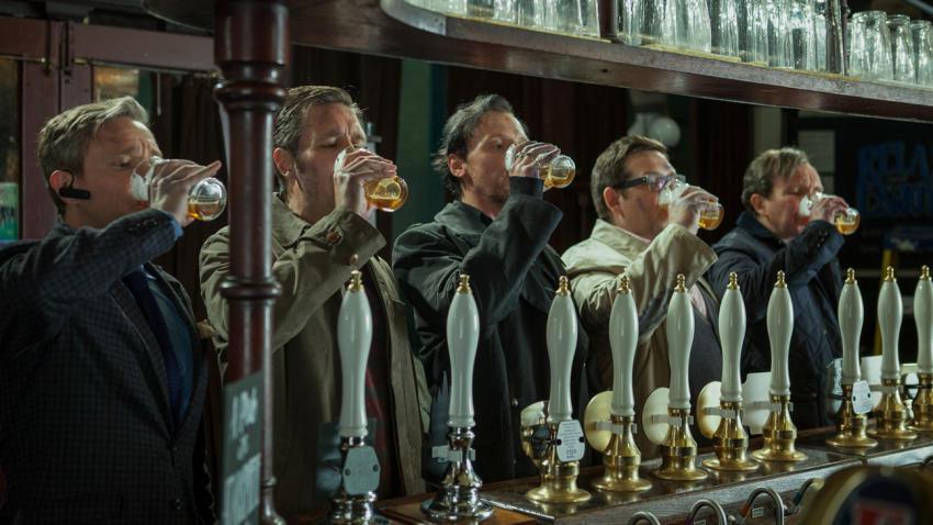 Ποια είναι η ποσότητα αλκοόλ που κάνει καλό στον οργανισμό
