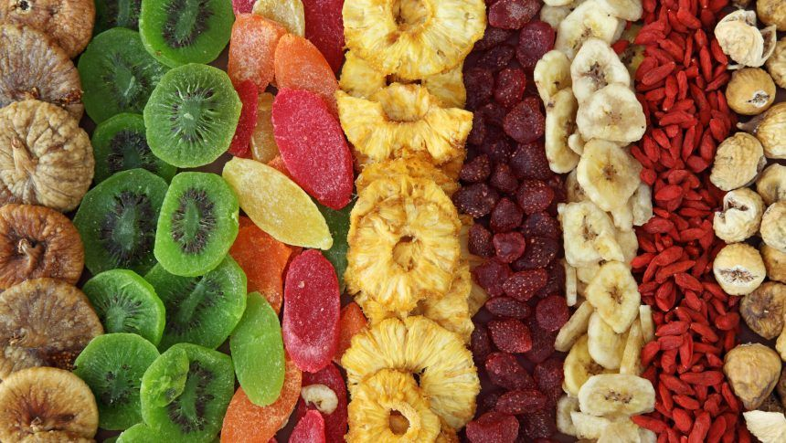 Τα αποξηραμένα φρούτα που κάνουν καλό στην υγεία μας