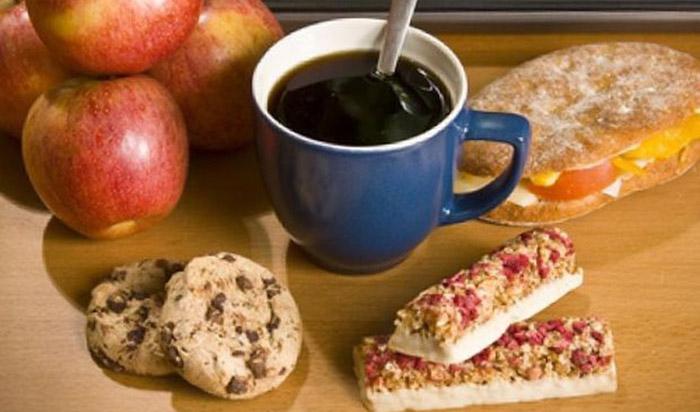 Κατάλληλο πρωϊνό για το γραφείο