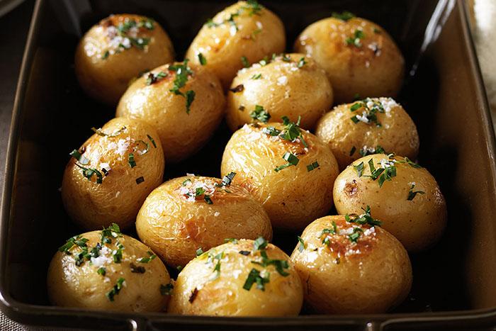 Οι ευεργετικές ιδιότητες της πατάτας για τον οργανισμό μας