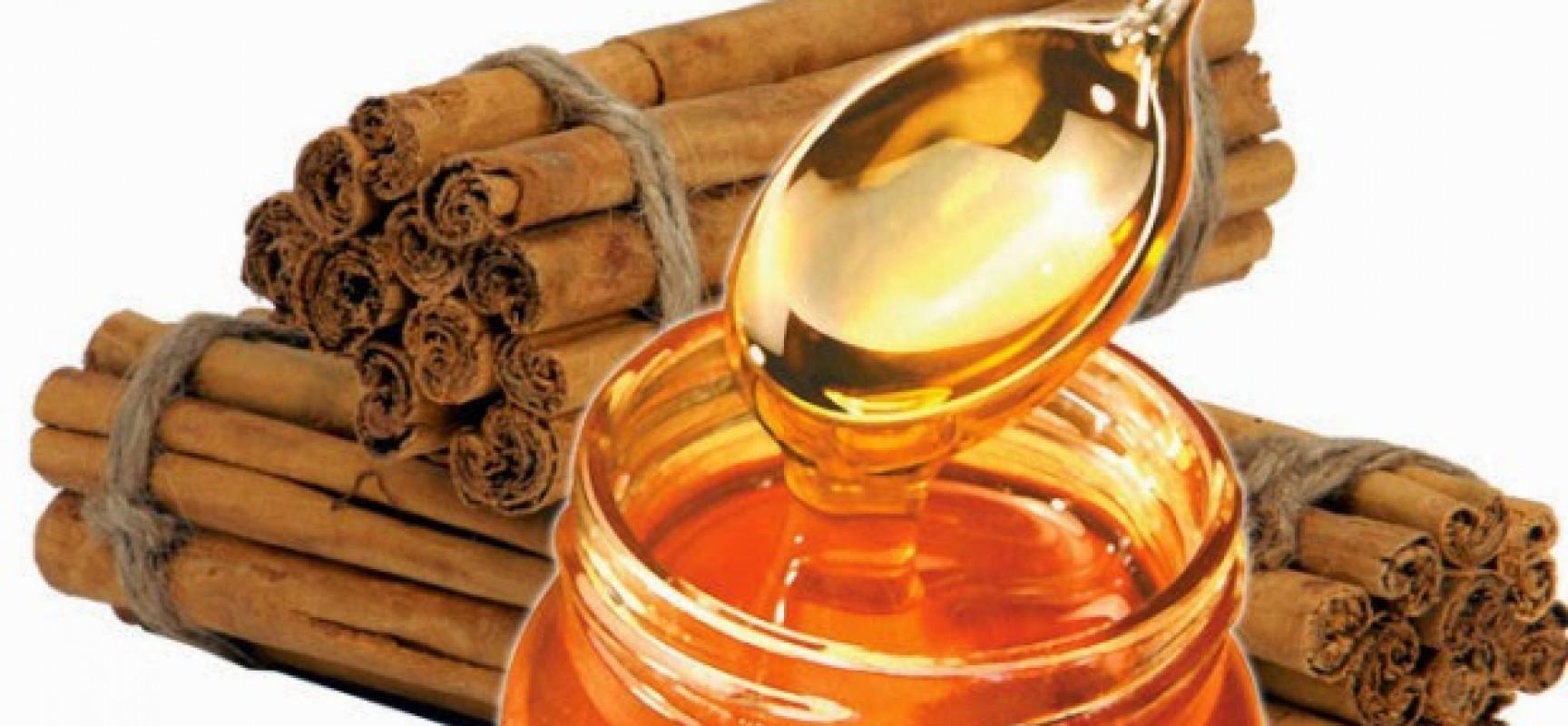 Σε τι οφελεί ο συνδυασμός μέλι και κανέλα