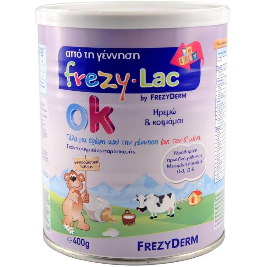 Αποσύρονται από την αγορά τα βρεφικά γάλατα Frezylac