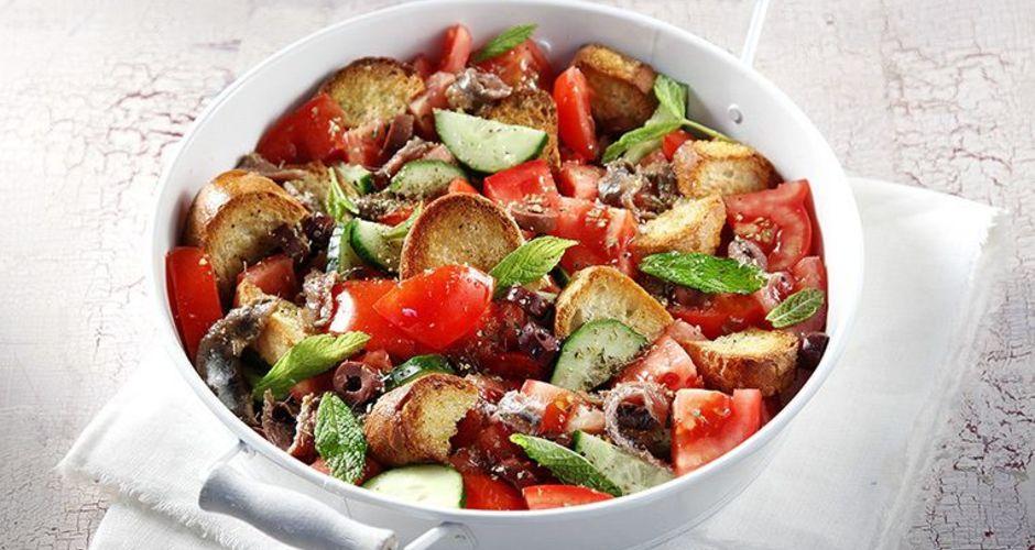 Έρευνα : Τα λαχανικά & οι σαλάτες ενισχύουν τη μνήμη