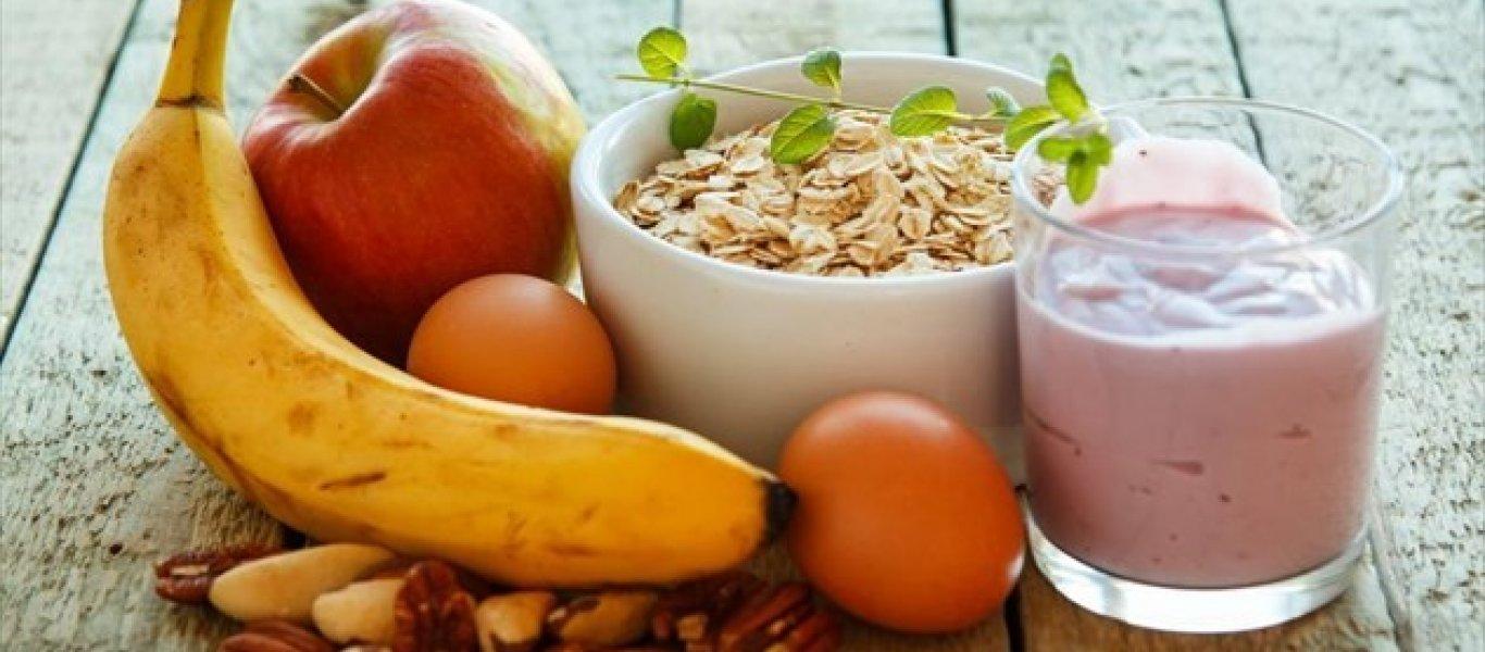 Το πρωϊνό που μας βοηθάει να χάσουμε βάρος