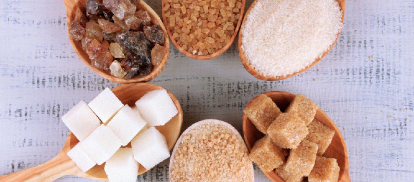 Ποιο είναι το είδος της ζάχαρης που ωφελεί τον οργανισμό μας