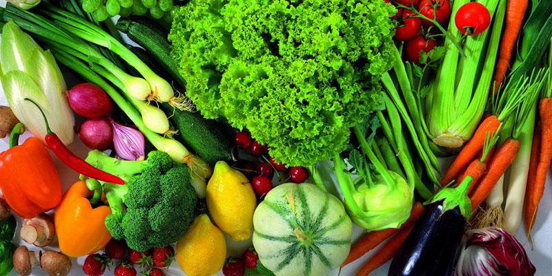 10 τροφές που βοηθούν την καλή λειτουργία σε 10 μέρη του σώματος