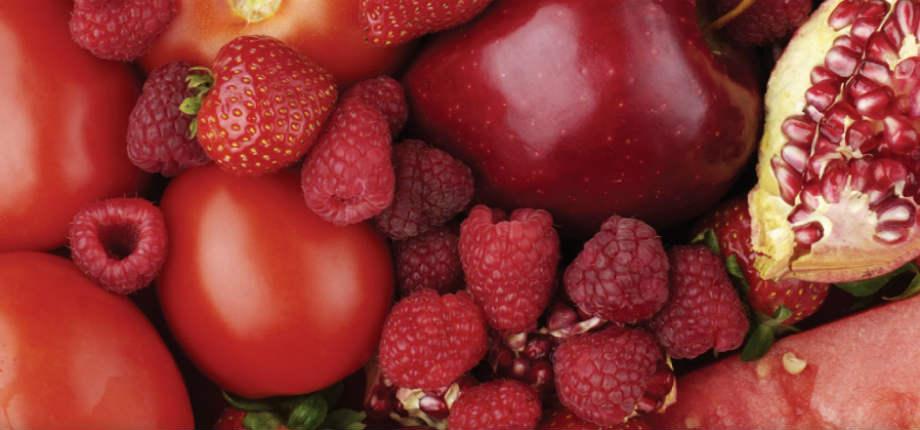 Τα πλεονεκτήματα των κόκκινων τροφών