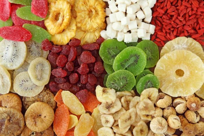 Ότι πρέπει να ξέρετε για τα αποξηραμένα φρούτα!
