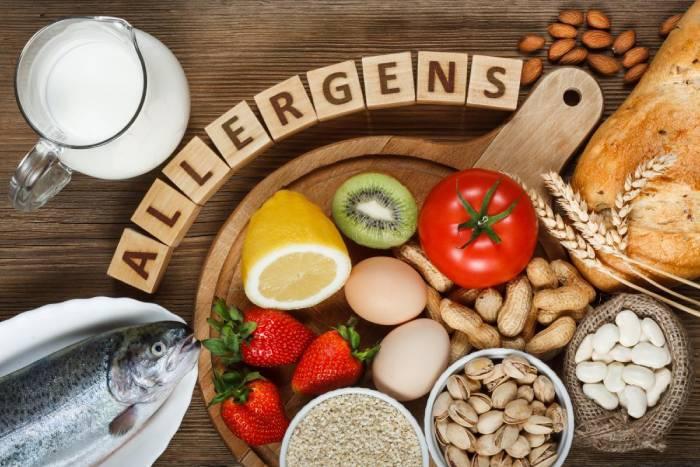 Ποια είναι τα πιο συνηθισμένα τρόφιμα που προκαλούν αλλεργίες;