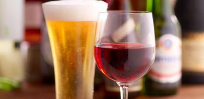 Δείτε τι γίνετε στον οργανισμό μας όταν καταναλώνουμε αλκοόλ.