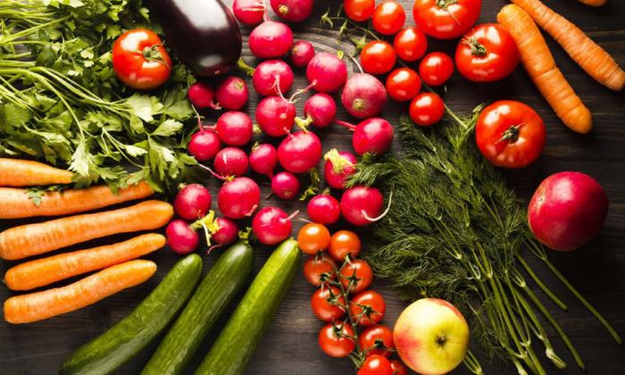 Δείτε ποια λαχανικά έχουν τις λιγότερες θερμίδες.